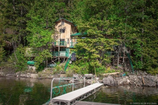 27 Lime Cliffs, Sicamous British Columbia